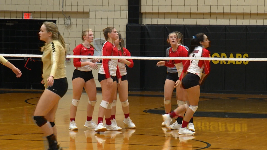 West Volleyball gets their season pushed back