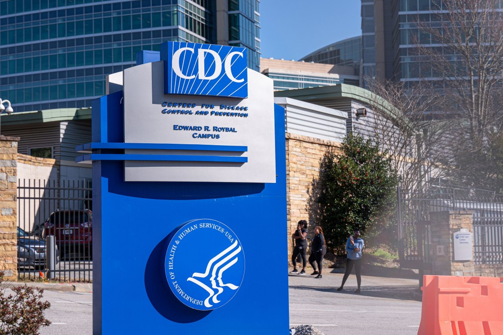 The CDC sign