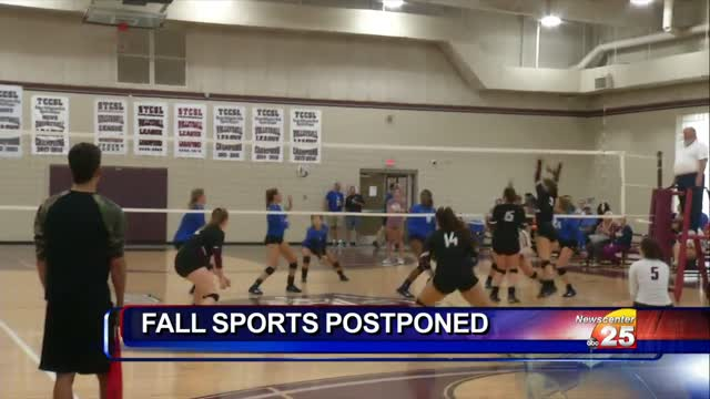Lone Star Conference Postpones Fall Sports