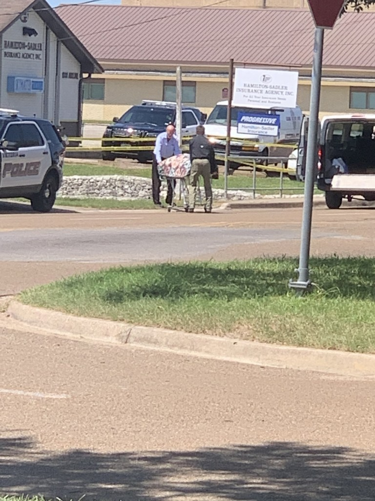 Dead Body found on East Airline