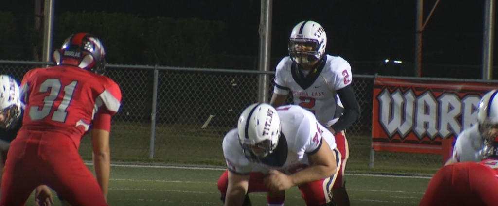 East and West high school release football schedule