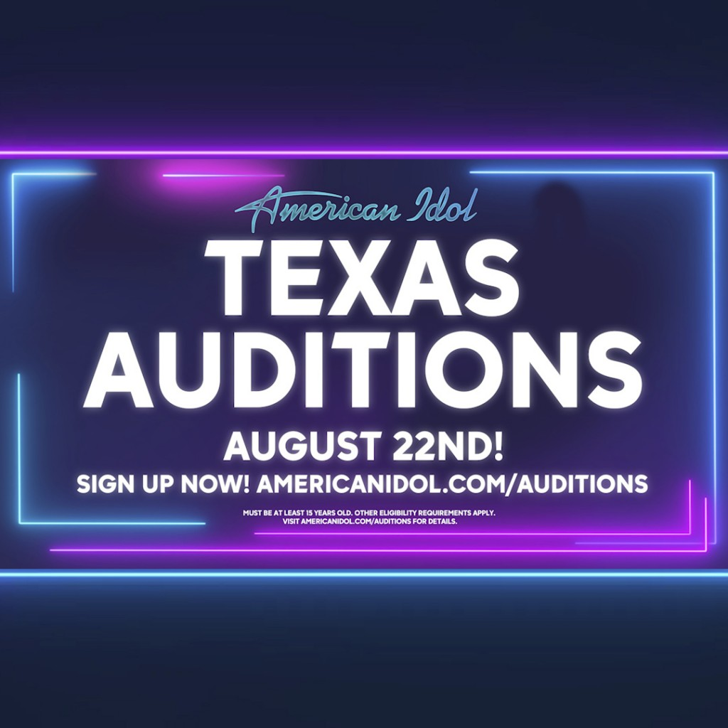 Texas Auditions