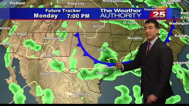 Brian's Wednesday Evening Forecast (8/12)