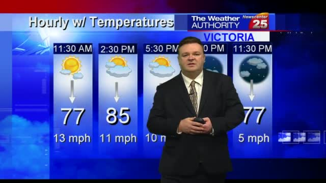 Sunrise Weather (9/11)