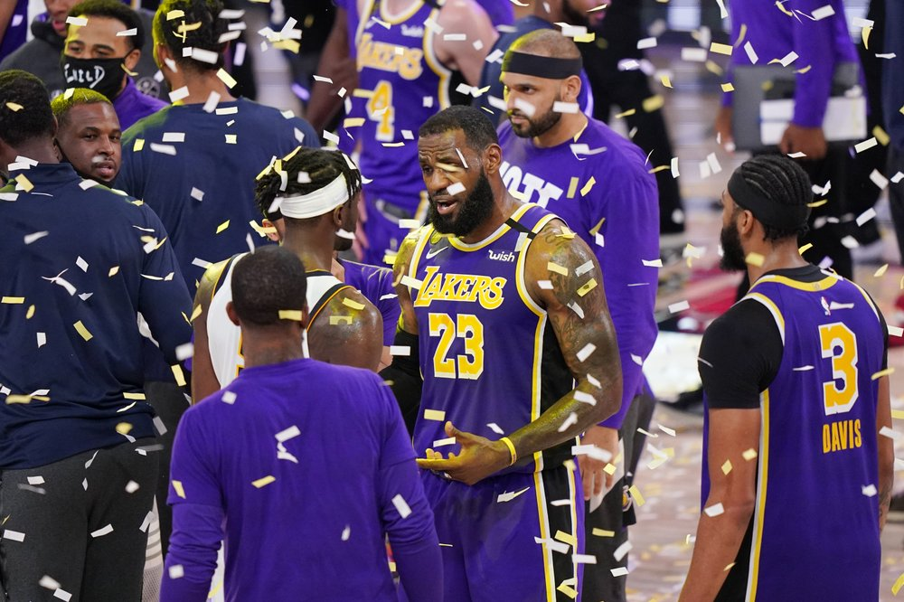Lakers and Heat will meet in the NBA Finals