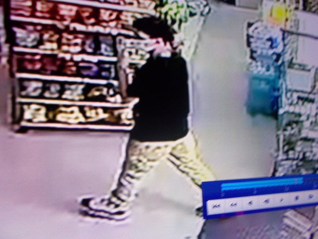 Suspect in aggravated robbery