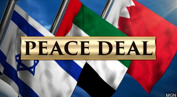 Peace Deal with Bahrain and UAE