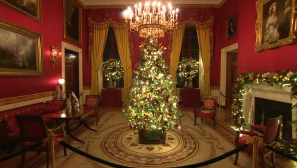 2020 White House Christmas Planning