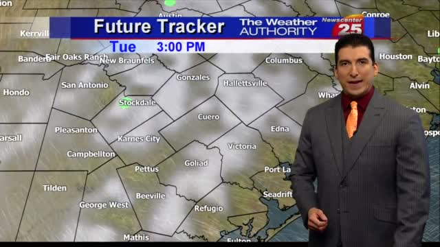 Brian's Monday Evening Forecast (10/19)