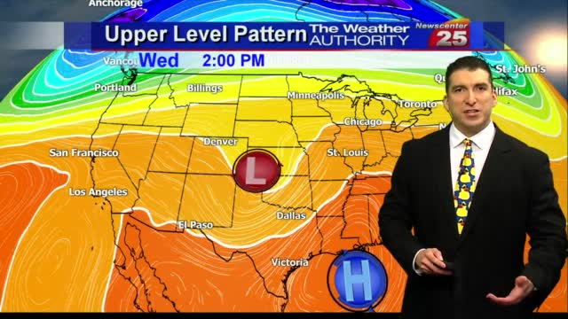 Brian's Friday Evening Forecast (10/30)