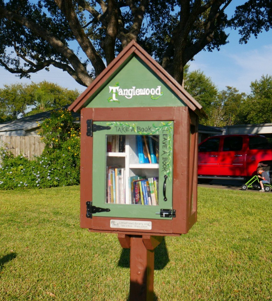 Tanglewood Little Local Library