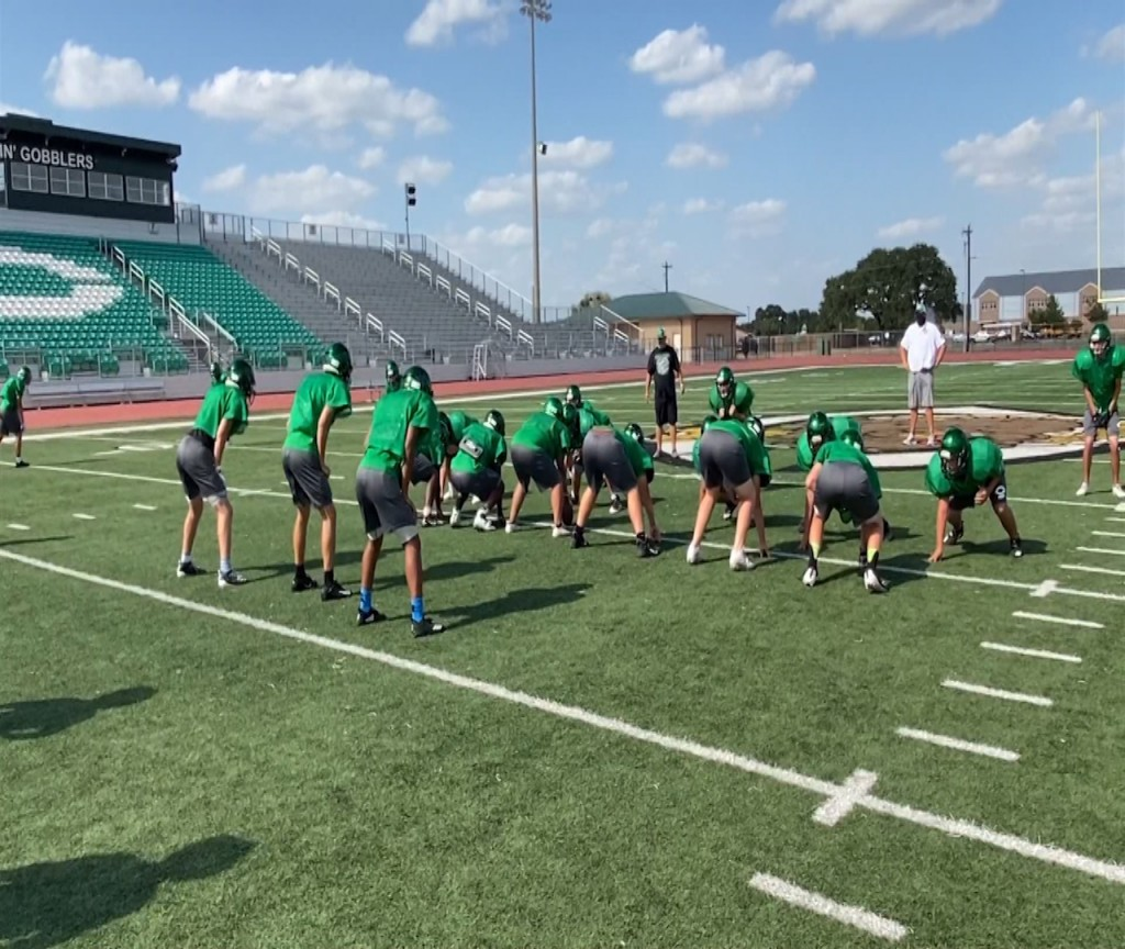 Cuero vs. Giddings
