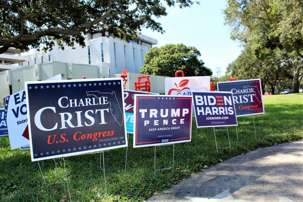 Political Signs Legalities