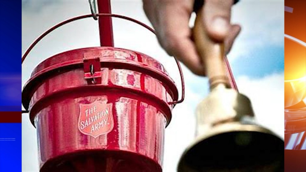 Salvation Army Kettles 10 14