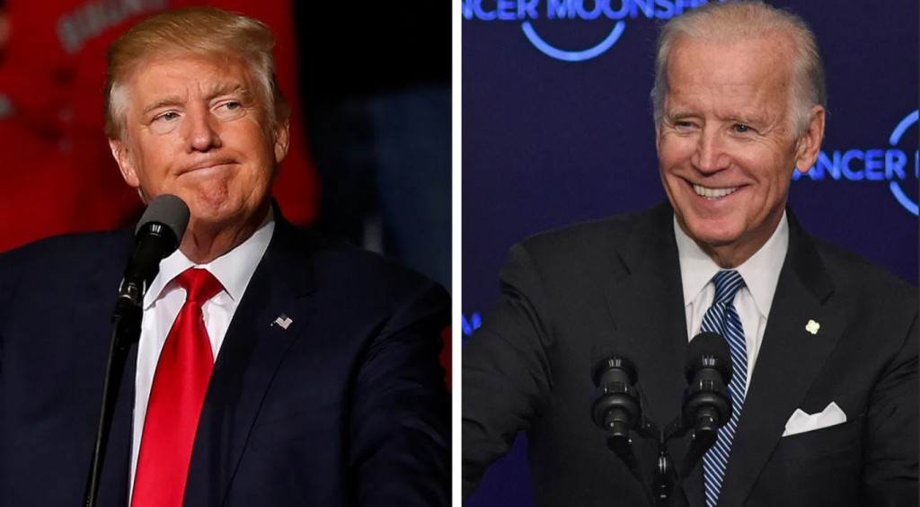 Trump and Biden Debate