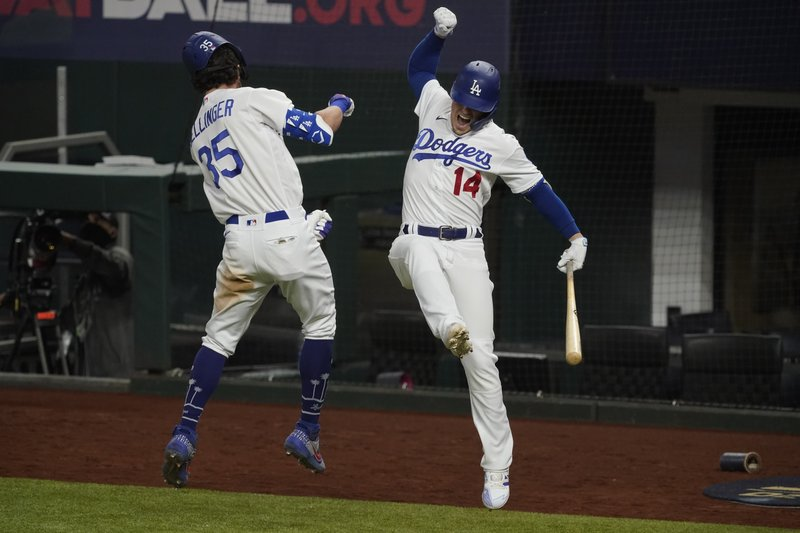 Dodgers and Rays meet in the World Series