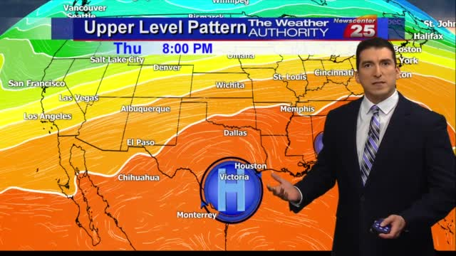 Brian's Monday Evening Forecast (11/16)