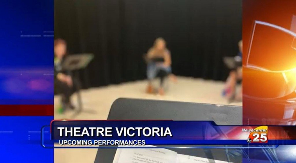 Theatre Victoria Returns To The Stage For The First Time Since March