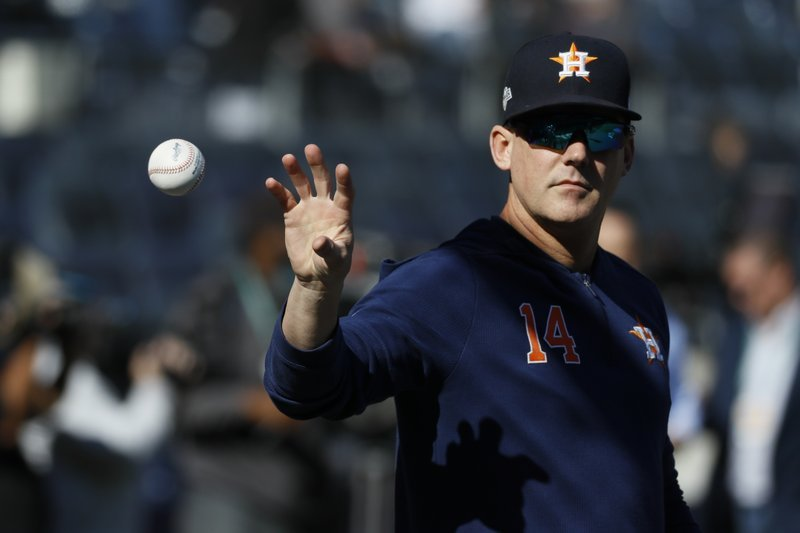 AJ Hinch becomes Tigers new manager
