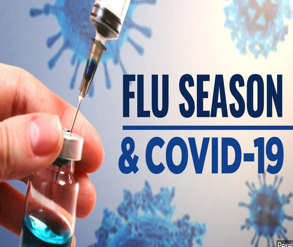 The Press Briefing revealed if the COVID-19 and Flu vaccine will cause issues