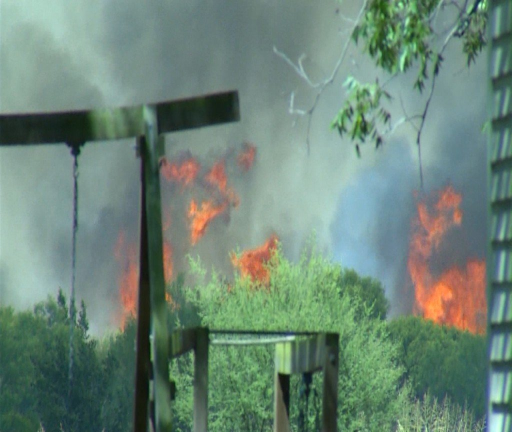 Victoria County has issued a under a burn ban effective immediately