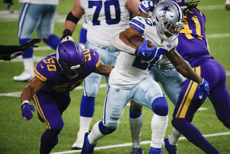 Dallas Cowboys win their third of the season against the Vikings