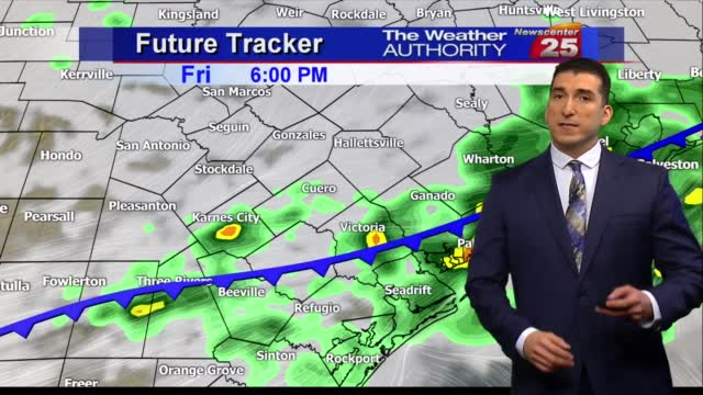 Brian's Thanksgiving Forecast (11/26)