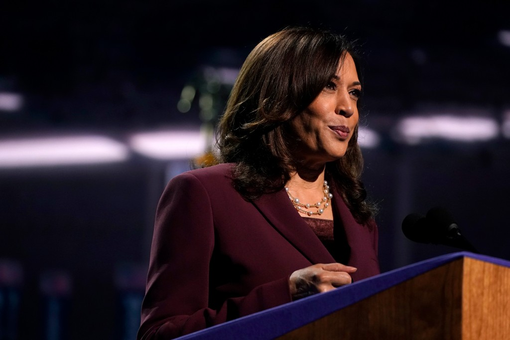 Kamala Harris Accepts Vice Presidential Nomination At Democratic National Convention