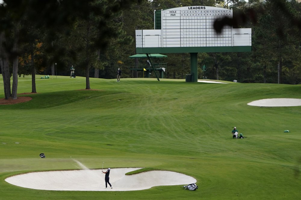 Masters to look different this year
