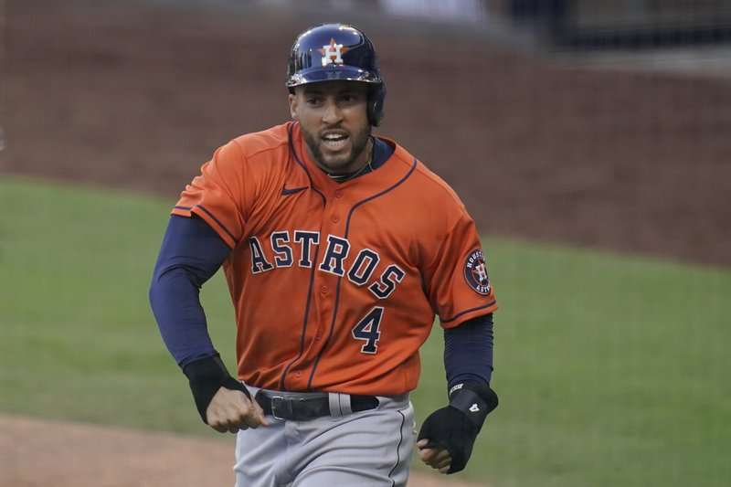 Astros Springer among 6 players given qualifying offer