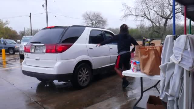 Annual Toy And Food Drive Turns Into A High School Reunion