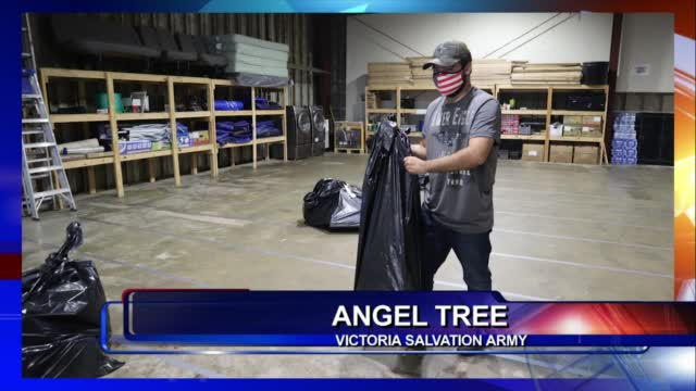 Angel Tree Event Guarantees Christmas Joy For Families In Need