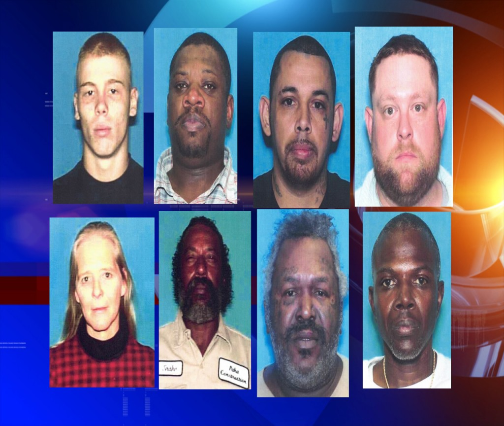 10 people were arrested in a drug bust that took place in Yoakum