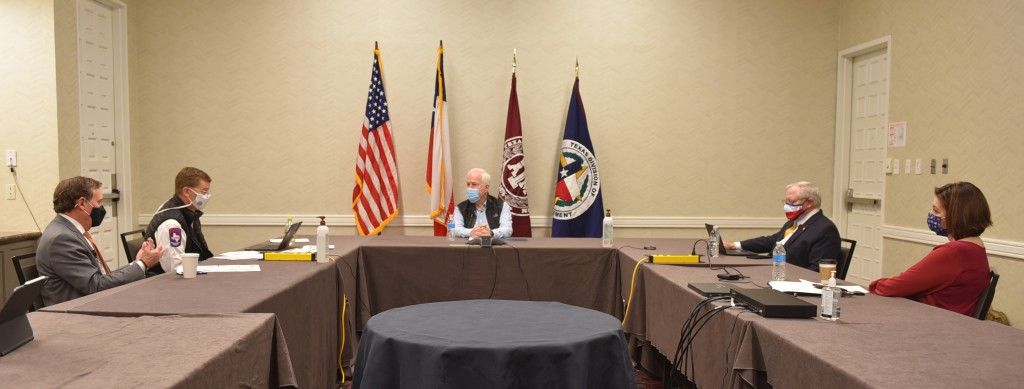 Cornyn Receives Briefing on Texas COVID-19 Vaccine Rollout