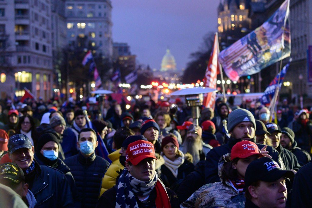 National Guard Activated In Dc Ahead Of Expected Protests For Presidential Certification