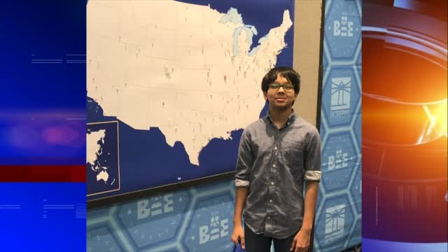 Stroman Middle School Student Wins County Bee