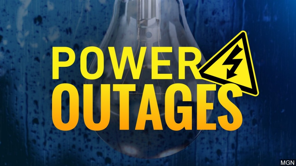 Power outage in Cuero is currently getting fixed