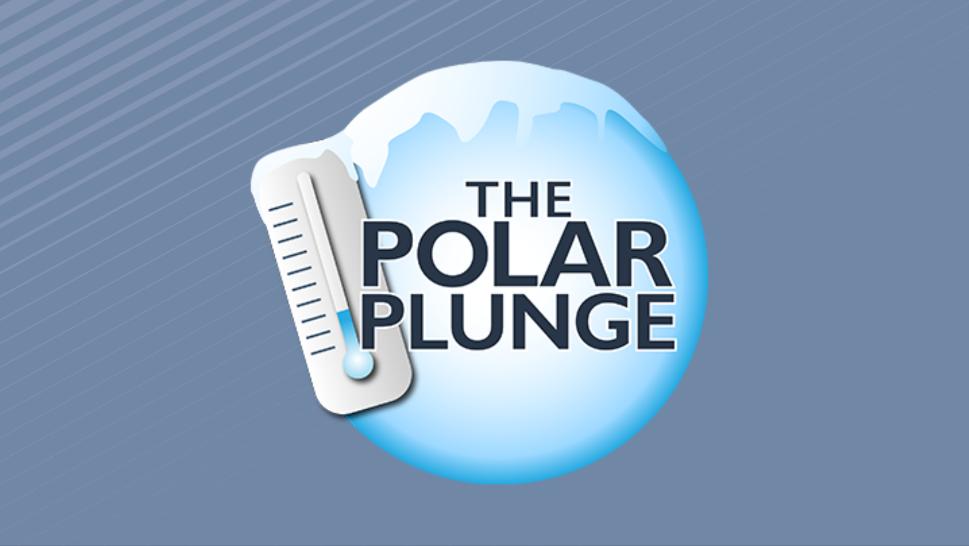 Polar Plunge With Background