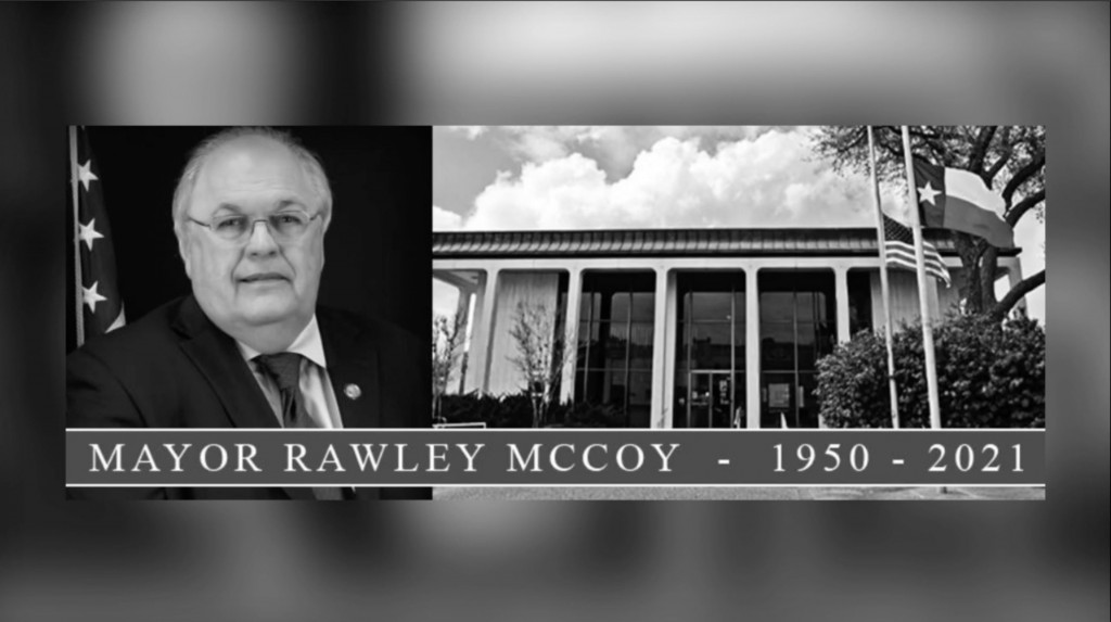 Mayor Rawley Mccoy Was A Friend And Great For Victoria