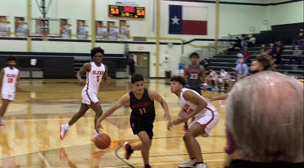 West Warriors fall short 61-59 to the Leander Grizzlies