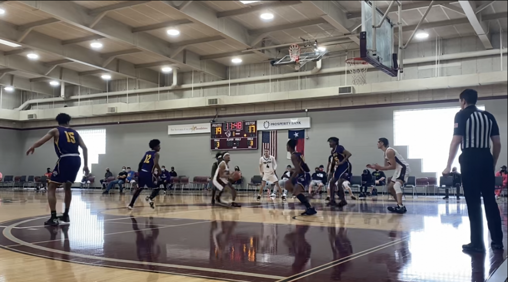 VC Pirates defeat Jacksonville College 88-80