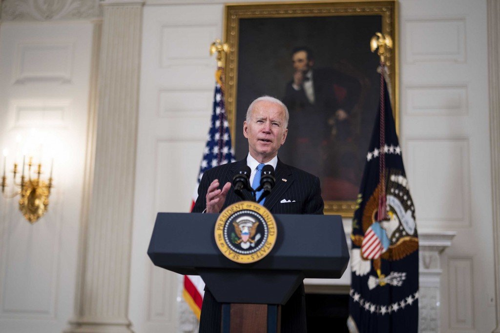 President Biden Delivers Remarks On Continuing Covid 19 Pandemic