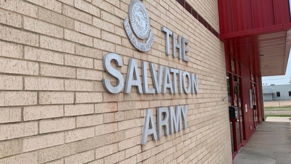 Salvation Army 9 17