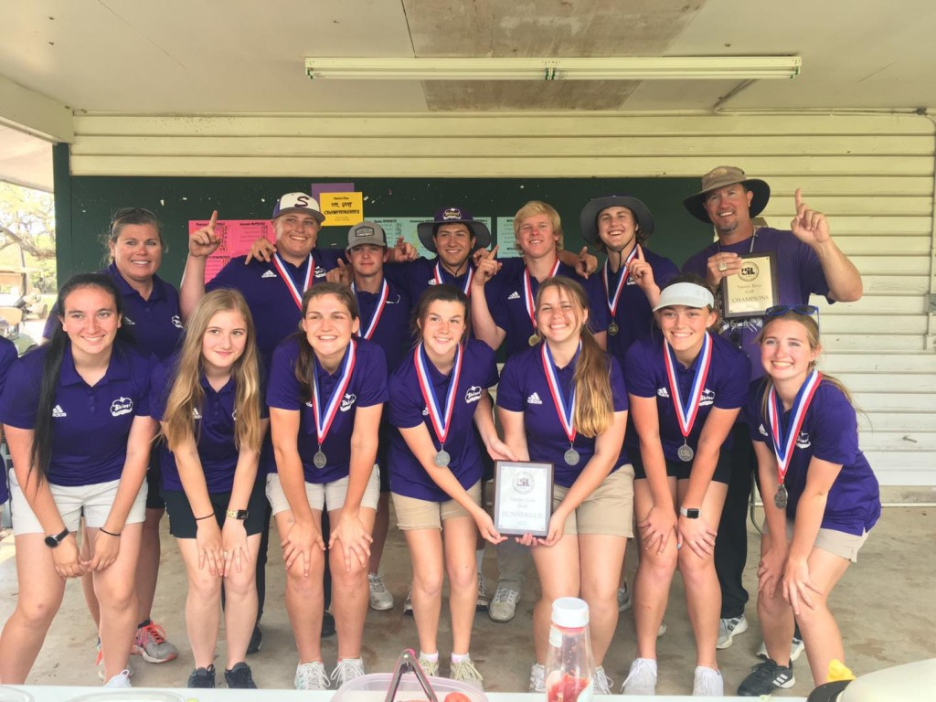 Shiner golf team wins 1st and 2nd