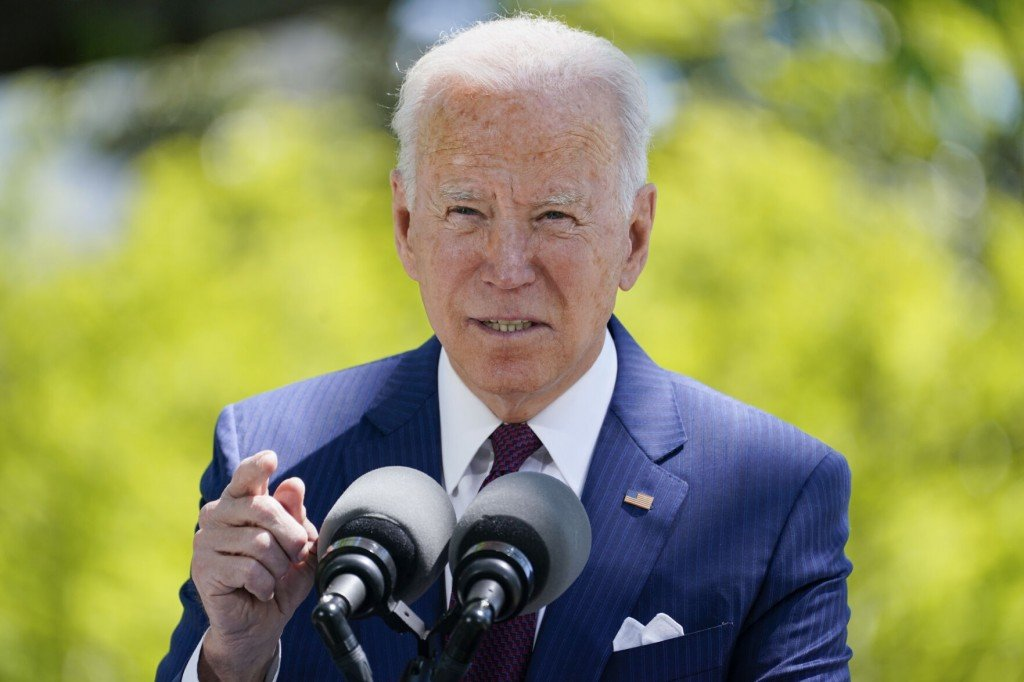 Biden Declares America's Democracy 'rising Anew'; Chauvin Juror Speaks Out; Nfl Draft Tonight