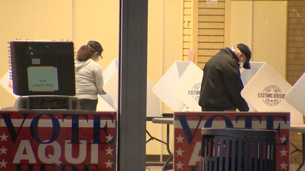 Early Voting 10 19