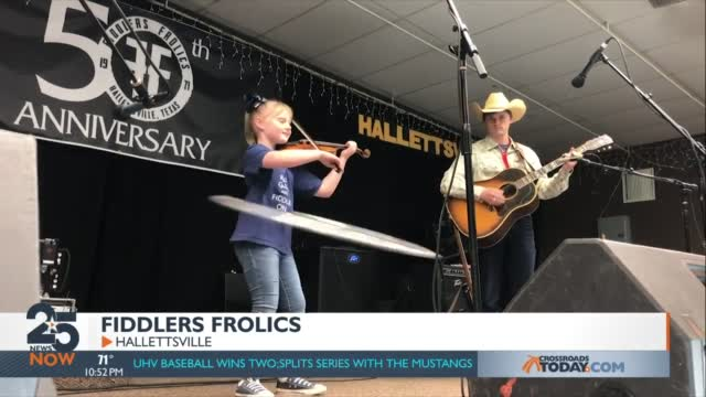Fiddlers Frolics Celebrates 50 Years Of Music, Community