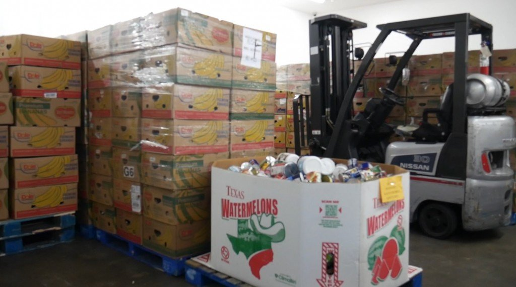 Sudden Polar Plunge Causes A Record Of Food Distribution In March