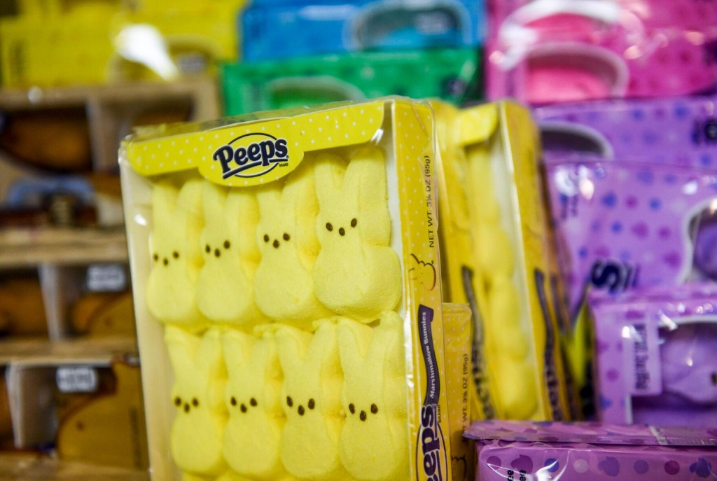 Peeps Are Back With A Vengeance This Easter