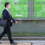 Asian Shares Slide After Tech, Bank Sell Off On Wall Street